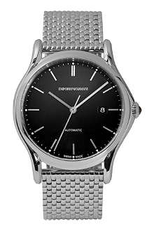 EMPORIO ARMANI SWISS ARS3005 Swiss Made stainless steel watch