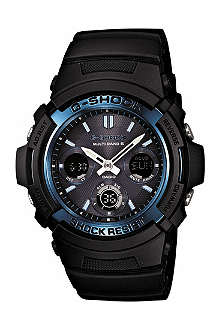 G-SHOCK AWGM100A1AER WaveCeptor chronograph watch