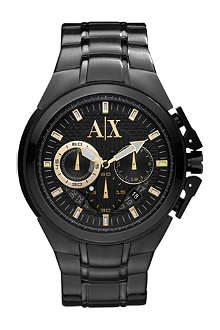 ARMANI EXCHANGE ax1192 stainless steel watch