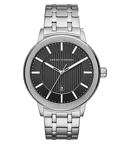 ARMANI EXCHANGE Armani Exchange AX1455 stainless steel watch
