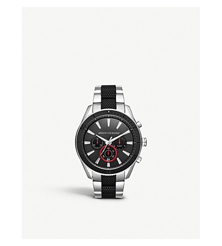 ARMANI EXCHANGE AX1335 Stainless steel chronograph watch