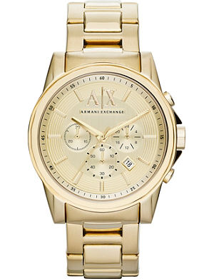 ARMANI EXCHANGE AX2099 chronograph watch