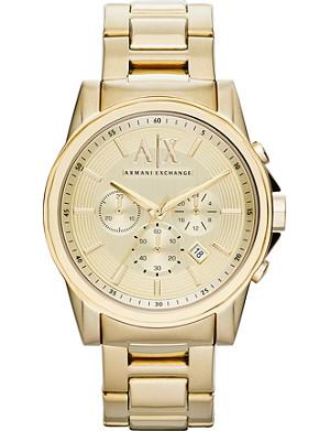 ARMANI EXCHANGE AX2099 chronograph watch