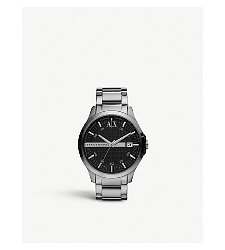 ARMANI EXCHANGE AX2103 stainless steel watch