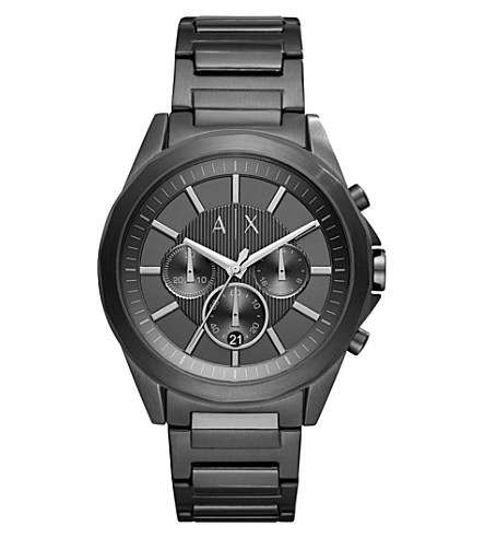 ARMANI EXCHANGE AX2601 stainless steel watch