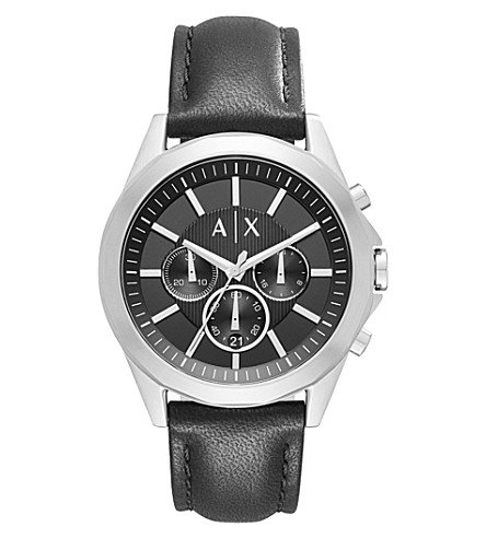 ARMANI EXCHANGE AX2604 stainless steel watch