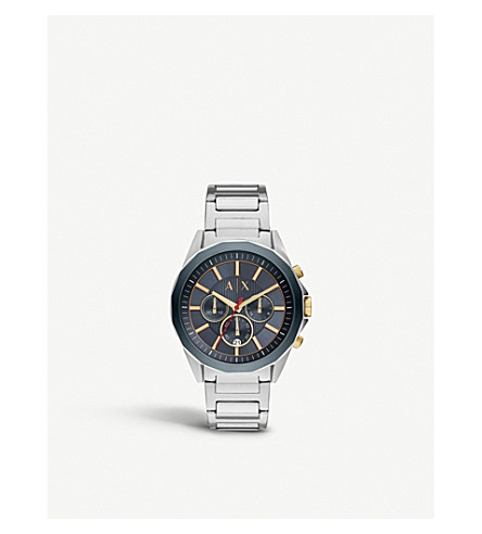 ARMANI EXCHANGE AX2614 stainless steel watch