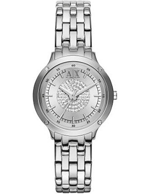 ARMANI EXCHANGE AX5415 stainless steel watch