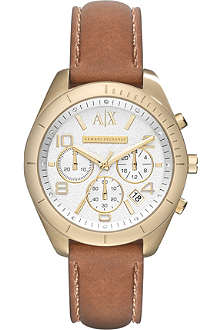 ARMANI EXCHANGE Sarena Chronograph watch ax5505