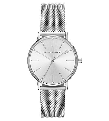 ARMANI EXCHANGE AX5535 stainless steel quartz watch