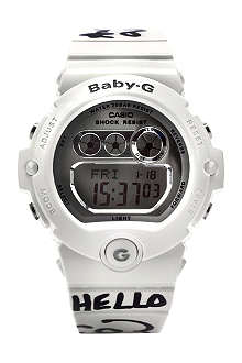 G-SHOCK Antoni & Alison Baby-G limited-edition digital watch