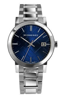 BURBERRY BU9031 stainless steel bracelet watch