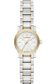BURBERRY BU9217 The City stainless steel watch