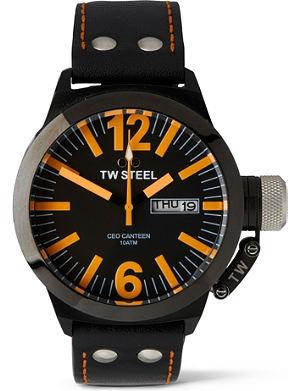 TW STEEL CE1027 CEO Canteen steel watch