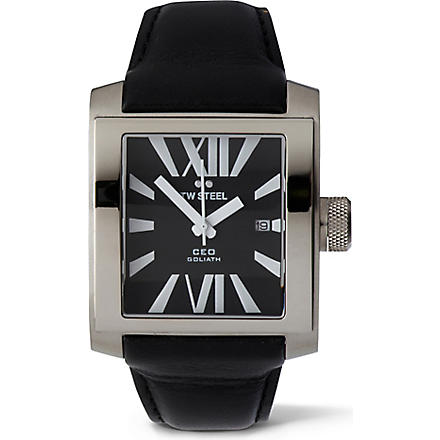 TW STEEL CE3004 CEO Goliath watch (Black