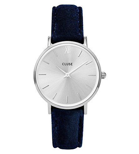 CLUSE CL30041 Minuit velvet watch