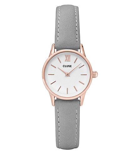 CLUSE CL50009 La Vedette rose-gold watch