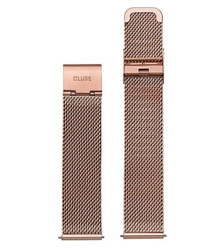 CLUSE CLS047 La Bohème stainless steel mesh strap