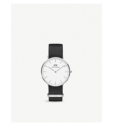 DANIEL WELLINGTON DW00100260 Classic Cornwall stainless steel watch