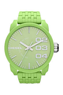 DIESEL DZ1574 resin unisex watch