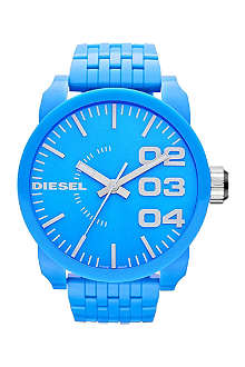 DIESEL DZ1575 resin unisex watch