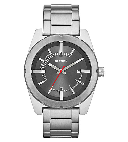 DIESEL DZ1595 stainless steel watch (Grey