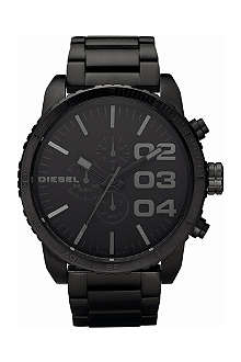 DIESEL DZ4207 Franchise Chronograph steel watch