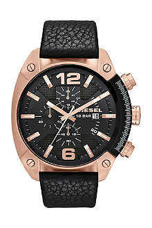 DIESEL DZ4297 Overflow chronograph watch