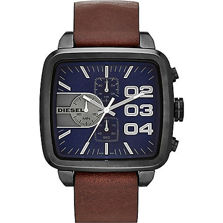 DIESEL DZ4302 Franchise chronograph watch (Blue