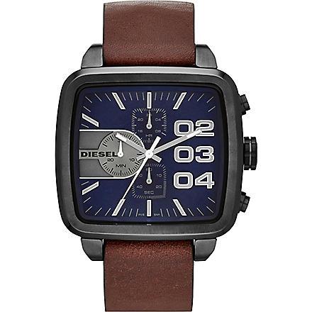 DIESEL DZ4302 Franchise chronograph watch (Blue