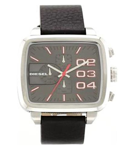 DIESEL DZ4304 Franchise chronograph watch (Black