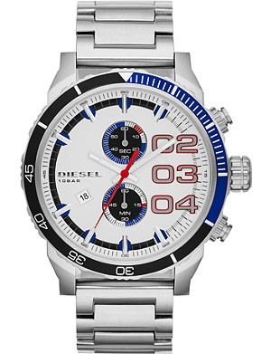 DIESEL DZ4313 Franchise 2.0 chronograph watch
