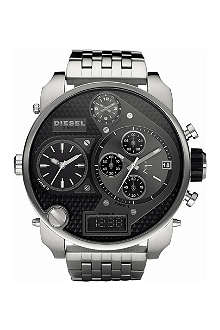 DIESEL DZ7221 Multi Dial stainless steel watch