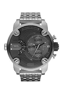 DIESEL DZ7259 Baby Daddy stainless steel watch