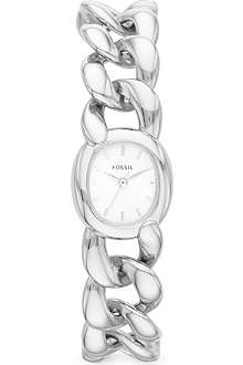 FOSSIL ES3458 Curator silver watch
