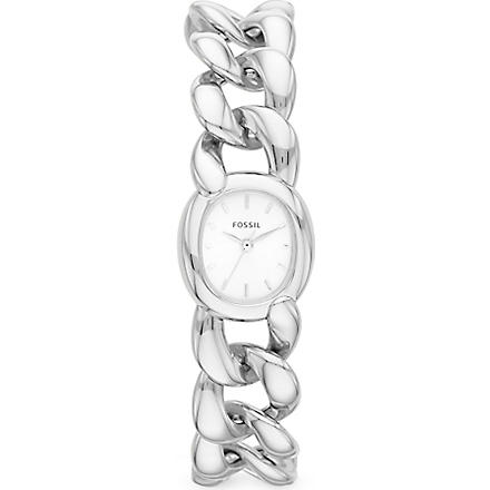 FOSSIL ES3458 Curator silver watch (Silver
