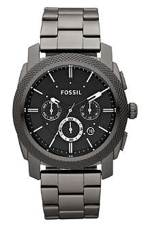 FOSSIL FS4662 Machine stainless steel chronograph watch
