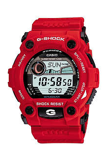 G-SHOCK G7900A4ER G-Rescue chronograph watch