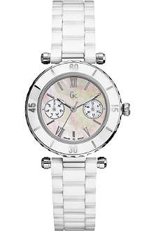 GC 35003L1 Ceramic bracelet watch