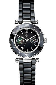 GC 35003L2 Ceramic bracelet watch