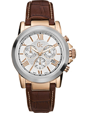 GC I41501G1 B2-Class PVD rose-plated watch