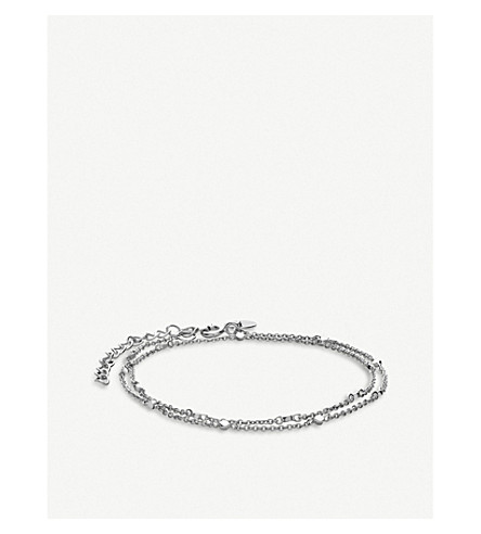 ROSEFIELD Broome silver-plated bracelet