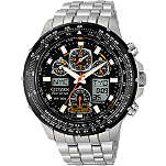 CITIZEN JY001050E Skyhawk A-T titanium chronograph watch