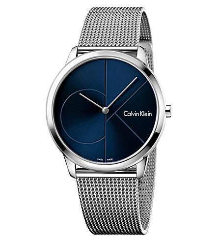 CALVIN KLEIN K3M2112N 不锈钢腕表