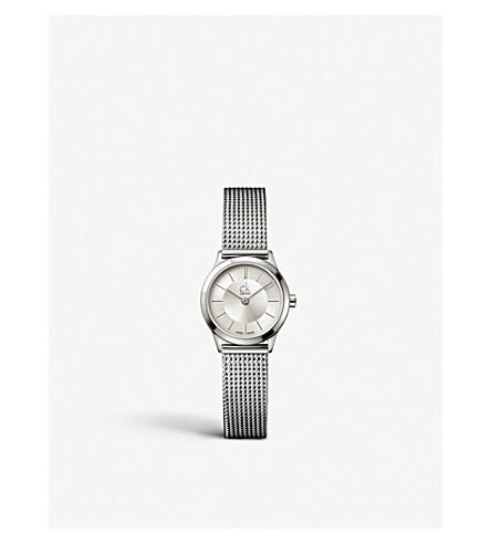 CALVIN KLEIN K3M23126 Minimal stainless steel watch
