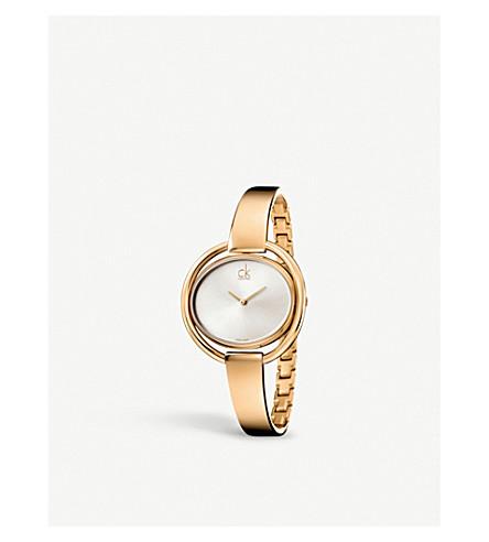 CALVIN KLEIN K4F2N616 Impetuous stainless steel watch