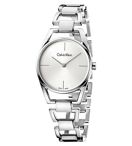 CALVIN KLEIN K7L23146 Class stainless steel watch