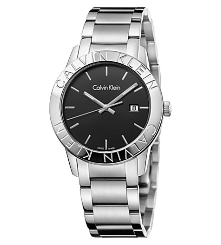 CALVIN KLEIN K7Q21141 Steady stainless steel watch