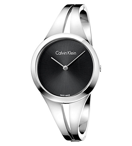 CALVIN KLEIN K7W2M111 Addict stainless steel watch