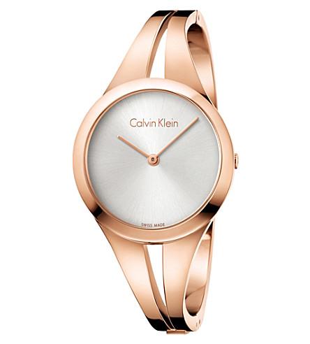 CALVIN KLEIN K7W2M616 瘾君子不锈钢手表